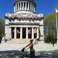 Photo taken at General Grant National Memorial (Grant's Tomb) by Tom K. on 5/4/2013