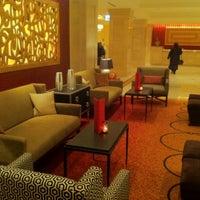 Photo taken at JW Marriott by Rogel C. on 2/17/2013