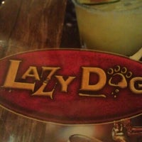 Photo taken at Lazy Dog Restaurant & Bar by Jaynee H. on 12/9/2012
