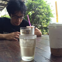 Photo taken at Ros Lamai Coffee by KissCaT C. on 3/14/2015