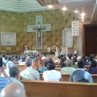 Photo taken at Iglesia San lorenzo by Kriz A. on 3/28/2013