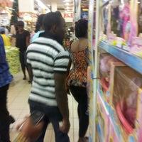 Photo taken at Shoprite by Nana A. on 12/21/2012