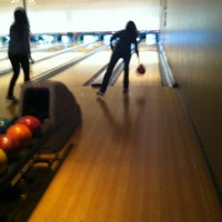 Photo taken at Bayside Bowl by Renee D. on 11/10/2012