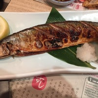 Photo taken at Itacho Sushi 板长寿司 by Calvin C. on 10/25/2015