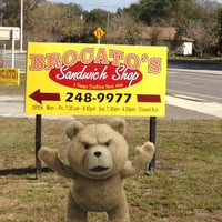 Photo taken at Brocato's Sandwich Shop by Bryan on 1/2/2013