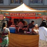 Photo taken at Pizza Politana by Scott S. on 6/13/2013