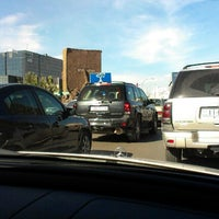 Photo taken at 7th Traffic Lights by Basel 3. on 11/29/2012