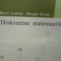 Photo taken at TTÜ II Õppehoone by Taavi K. on 12/12/2012