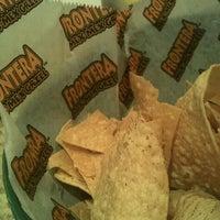 Photo taken at Frontera Mex-Mex Grill by Alfredo U. on 1/2/2013
