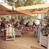 Photo taken at Dandy Cafe by Artem Korolev by Dandy Cafe by Artem Korolev on 9/6/2013