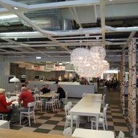 Photo taken at IKEA Restaurant by Viktória K. on 5/7/2014