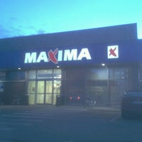 Photo taken at Maxima by Pāvels G. on 4/27/2013