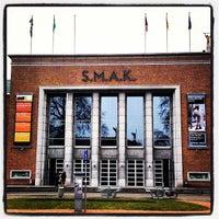 Photo taken at S.M.A.K.   Stedelijk Museum voor Actuele Kunst by Michael M. on 4/11/2013