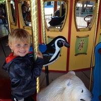 Photo taken at Carousel by Kimberly B. on 7/15/2014