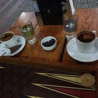 Photo taken at Patron Cafe by Samet C. on 1/27/2013