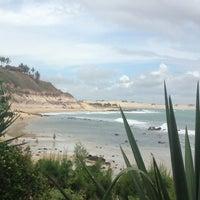 Photo taken at Ponta do Pirambu by Cris M. on 1/2/2013