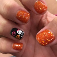 Photo taken at cocok nail salon by Lesley M. on 10/2/2016