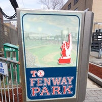 Photo taken at MBTA Fenway Station by Paul H. on 4/11/2013