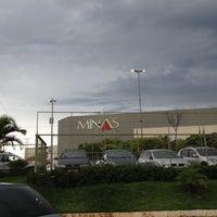 Photo taken at Minas Shopping by Wenderson N. on 11/15/2012