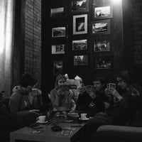 Photo taken at Арт-кафе «Стендаль» by Dmitry V. on 3/10/2013