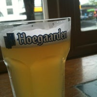 Photo taken at The Ponsonby Belgian Beer Cafe by Tony J. on 10/21/2012