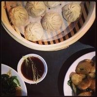 Photo taken at Din Tai Fung Dumpling House by Tara C. on 12/31/2013