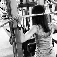 Photo taken at Zebra Fitness by Whoopiecookie on 5/11/2013