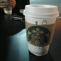 Photo taken at Starbucks by Nicole B. on 10/16/2012