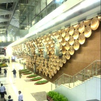 Photo taken at Terminal 3 by Soorjaneel C. on 12/20/2012