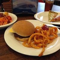 Photo taken at Sbisa Dining Center by Jim K. on 10/8/2014