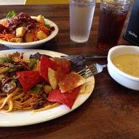Photo taken at Sbisa Dining Center by Jim K. on 10/10/2014