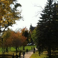 Photo taken at Western University by Mike C. on 10/17/2012
