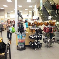 Photo taken at Nordstrom Rack The Shops at State and Washington by Matt S. on 11/10/2012