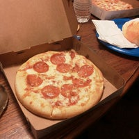 Photo taken at New Haven Pizza by Drew S. on 2/3/2013