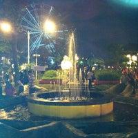 Photo taken at Alun-Alun Kota Wisata Batu by aldridge r. on 12/24/2012
