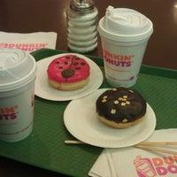 Photo taken at Dunkin' Donuts by Сергей К. on 10/9/2012