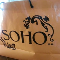Photo taken at SOHO by Maria F. on 10/4/2012