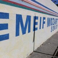 Photo taken at EMEIF Mozart Pinto by Rodrigo R. on 10/7/2012