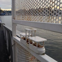 Photo taken at Aquabus Hornby St. Dock by Steve T. on 8/16/2013
