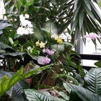 Photo taken at D.C. Smith Greenhouse by Nurulauni S. on 11/9/2012