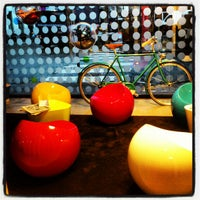 Photo taken at Pantone Hotel by Peter W. on 2/15/2013