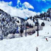 Photo taken at Aspen Mountain by Winery E. on 4/14/2013