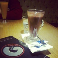 Photo taken at O Globe Coffee by Ali Z. on 2/22/2013