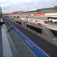 Photo taken at Silverstone Circuit by Tom E. on 6/29/2013