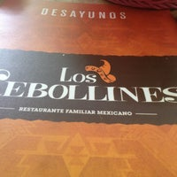 Photo taken at Los Cebollines by Adela E. on 5/5/2013