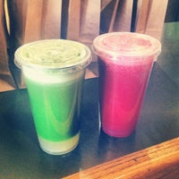 Photo taken at Da Juice Bar by Diana on 6/3/2013