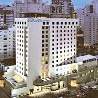 Photo taken at Pestana São Paulo Hotel by Alcides A. on 10/20/2012