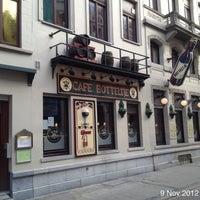 Photo taken at Cafe Botteltje by Roger N. on 11/9/2012