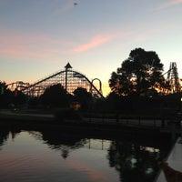 Photo taken at Cedar Point Marina by Jason P. on 7/26/2013