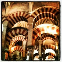 Photo taken at Mezquita-Catedral de Córdoba by Cat G. on 3/2/2013